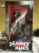 Planet Of The Apes Attar 13 Action Figure Size50cm Jun Planning Japan F/s Z