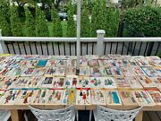 Lot Of 83 Vintage 60and039s 70and039s 80and039s Sewing Patterns Simplicity Mccalls Butterick