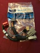 Nos 1988 1989 Ford Ford Bronco F150 A/c Jumper Wiring Asy E9tz-19d887-a