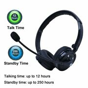 Bluetooth Headphone Wireless Headset With Mic For Iphone X 8 7 Pc Mac Ps3 Gaming