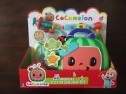 Cocomelon Musical Doctor Dr Checkup Set Case New Package In Hand Fast Shipping