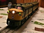 Mth 20-2243-1 Canadian National Fa-2 Aba Diesel Engine Set With Ps2