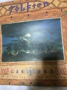 The Lord Of The Rings 2002 Calendar By J. R. R. Tolkien 2002, Calendar