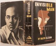 Ralph Ellison / Invisible Man First Edition 1952 2009202