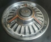 1 Vintage Oem 1965 65 Chevy Chevelle Malibu Ss 14 Hubcap Wheel Cover 03867968