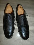 Highland Brogues Fully Studded Soles Size 10m British Army