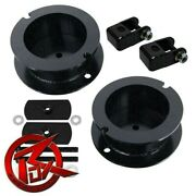 New 3.5 Front Lift Spacers Kit For 13-20 Ram 2500 3500 4x2 4x4 Front Solid Axle