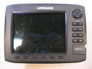 Lowrance Hds8 Gen2 Fishfinder Chartplotter Parts Or Repair Bad Lcd