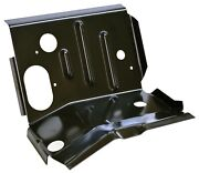 Front Cab Mount Floor Support For 80-96 Ford F100 F150 F250 Pickup Bronco Left