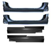 Inner And Outer Rocker Panels Rust Repair For 73-87 Chevy Gmc Pickup Truck Kit