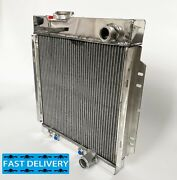 All Aluminum Radiator Fit Ford Mustang V8 260 289 At/mt 1964 1965 1966 Polished