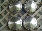 Vintage Plymouth Dodge Chrysler Dog Dish Hubcaps Wheel Covers Gtx Road Runner