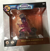 Skylanders Imaginators Sensei Master Barbella Rare Pink Version Nip Sealed