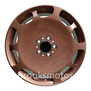 20 Drak Rose Gold Style Wheels Rims Fits For Mercedes Benz W222 Maybach S Calss