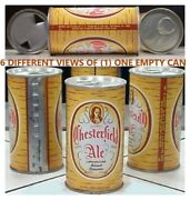Lord Chesterfield Ale Can Yuengling And Sons Pottsville 17901 Pennsylvania 238