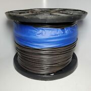 14awg Tinned Copper Ul Wire Marine Grade Boat Cable - Grey - 1630ft Open Spool