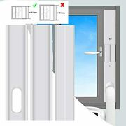 Portable Air Conditioner Window Vent Kit, Slide Plate For Conditioner, Length Ac