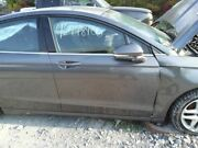 2013-2015 Ford Fusion Passenger Front Door Grey 2064325