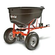 Agri-fab Inc. 130 Lb. Broadcast Tow Behind Spreader 45-0463 25000 Sq. Ft.