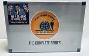 New Sealed The Man From Uncle U.n.c.l.e. Complete Series Dvd Briefcase Special