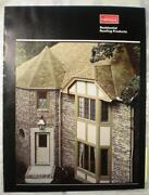 Owens Corning Fiberglas Built Up Roof Roofing Systems Asbestos Specification And03982
