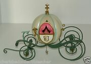 Wdcc Disney An Elegant Coach For Cinderella Enchanted Places Box And Coa Full Size