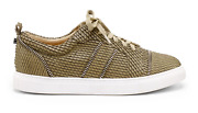 Botkier Leather Womens Harvey Sneakers Sz 9.5 Runs Small Order Next Size Up