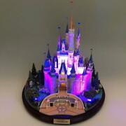 Disney Olszewski Cinderella Castle Illuminated Diorama Us Disney World Model