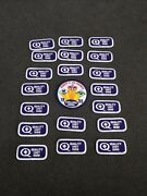 Bsa Robert E. Lee Council Challenge Arena Patch And 19 Quality Unit Patches
