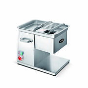 Kws Sl-48 5mm Commercial 1320w Electric Stainless Steel Fresh Meat Cutter Slicer