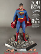 Hot Toys Mms 207 Superman Evil Version Christopher Reeve 12 Inch Figure New