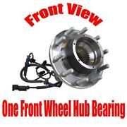 4 Wheel Drive One Front Hub Bearing 2017-2019 For Ford F450 F550 Hc3z1104f