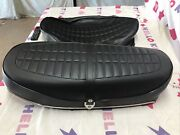 Cb750 Cb750k2 750 Four Cb750k2 To K6 Seat Cover 1972 To 1976 + Strap H-55