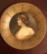 Early 1900's Vienna Art Enterprise Brewing Co. Tin Plate - Free Shipping