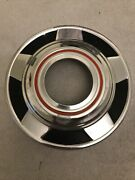 Vintage 1973-1987 Gmc Pick Up Truck Dog Dish 10 1/4 Hubcap Excellent Cond