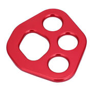 Multi Anchor Point Paw Rigging Plate 4 Holes Rigging Plate For Rigging System