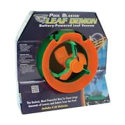 Water Tech Battery Powered Leaf Vac Pool Cleaner 11a0050