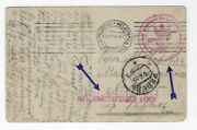 Wwi Russia Finland Military Army Post Sveaborg Fortress Aircraft Company 1915