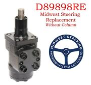 Midwest Steering Replacement For D89898 Series Pinhole Hydraguide