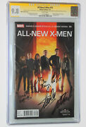 All New X-men 19 Stan Lee And Cast Signed Cgc Ss 6x 9.8 Agents Of Shield Photo Wt