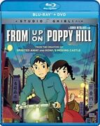 From Up On Poppy Hill [new Blu-ray] With Dvd 2 Pack