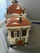 Department 56 Heritage Village Collection Dickens Victoria Station 55743