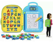 Leap Frog Go With Me Abc Backpack Me Pencil Electronic Learning Toy