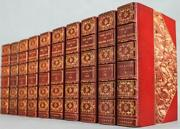 C.1900 Life Of Sir Walter Scott Limited Edition 62/150 Leather Illustrated