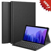 For Samsung Galaxy Tab A7 10.4 2020 Stand Case Cover With Bluetooth Keyboard