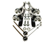 Shimano Altus Br-ct91 Cantilever Brake Set Front And Rear W/ Link Wire And Pads