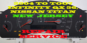 2004 To 2007 Fits Infiniti Qx56 Inst. Cluster Randr Service 2005 2006