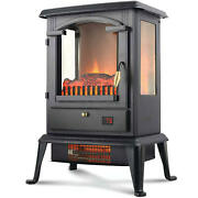 Warm-living 1,500w 17 Freestanding Infrared Stove Heater With Remote
