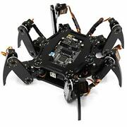 Freenove Hexapod Robot Kit Compatible With Arduino Ide Raspberry Pi Os App Re...