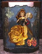 Disney Designer Midnight Masquerade Collection Belle Limited Edition Doll